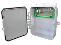 SPR-24E Pulse Isolation Relay with a NEMA 4X Enclosure