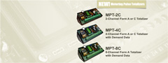MPT Metering Pulse Totalizers